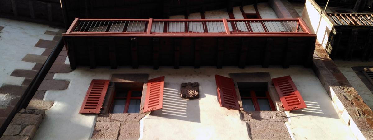 carpinterías arquitectura vernácula Baztán