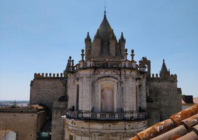 04 Evora catedral