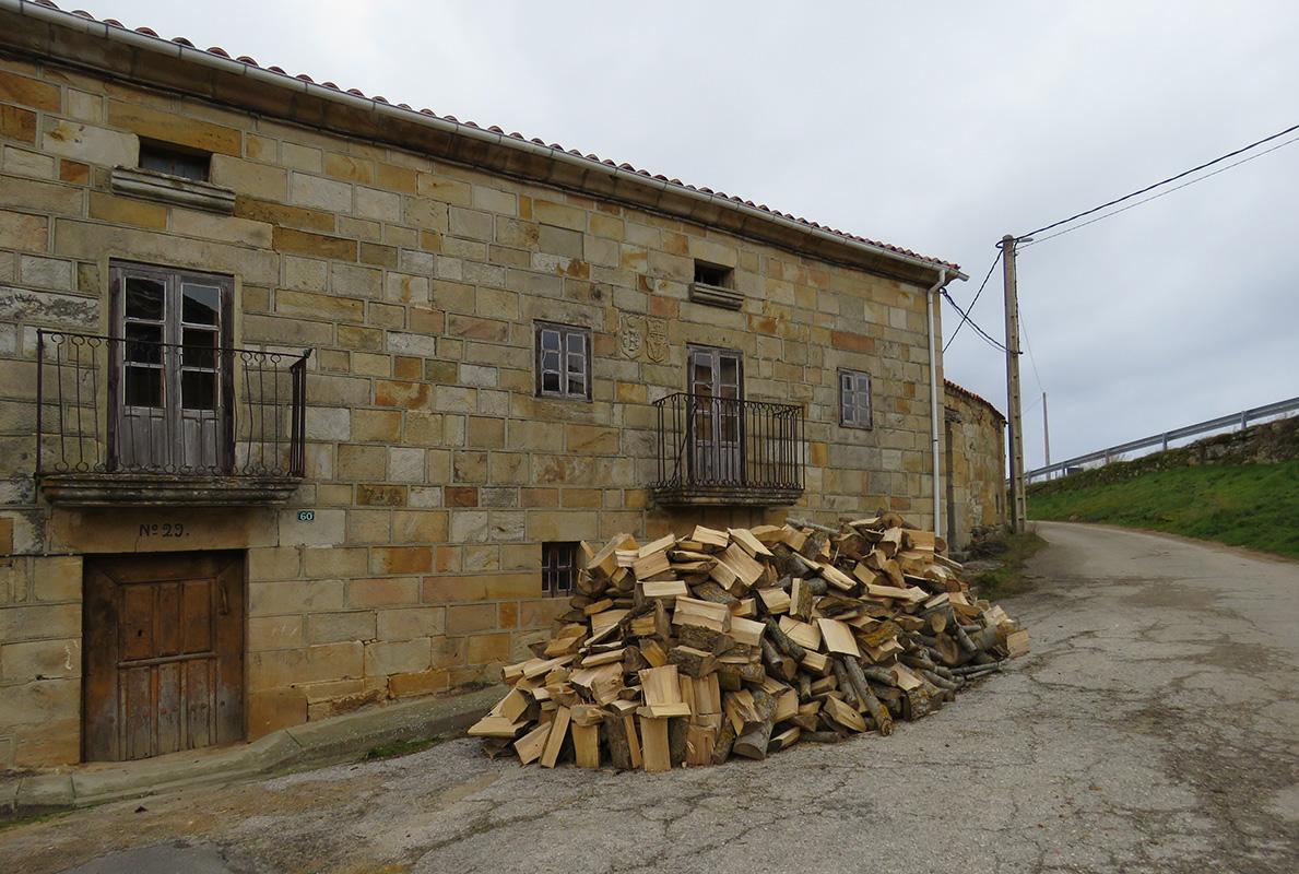 Casa tradicional Polientes
